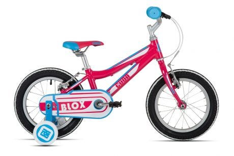 Cuda Blox Pavement Bike - Pink - 14""