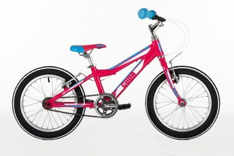 Cuda Blox Pavement Bike - Pink - 16""