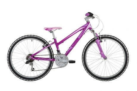 Cuda Kinetic Junior Bike - Purple - 24""