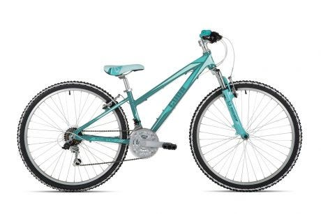 Cuda Kinetic Junior Bike - Turquoise - 26""