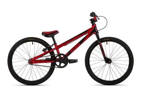"Cuda Fluxus Pro-Expert BMX Race Bike 20"" Red/Black"