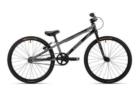 "Cuda Fluxus Mini BMX Race Bike 20"" Grey/Black"