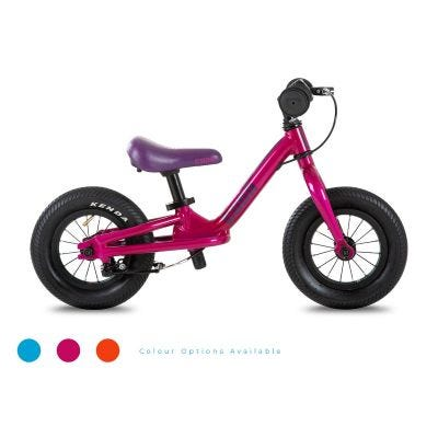 "Cuda Runner Balance Bike 10"" Purple"