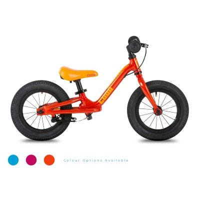 "Cuda Runner Balance Bike 12"" Orange"