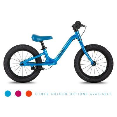 "Cuda Runner Balance Bike 14"" Blue"