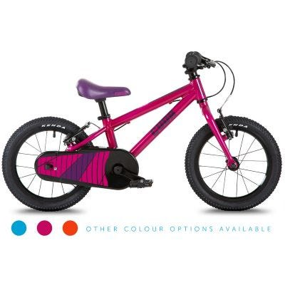 "Cuda Trace Pavement MTB Bike 14"" Pink"