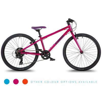 "Cuda Trace MTB Bike 24"" Purple"