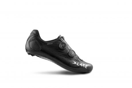 Lake CX332 CFC Carbon Road Shoes Black
