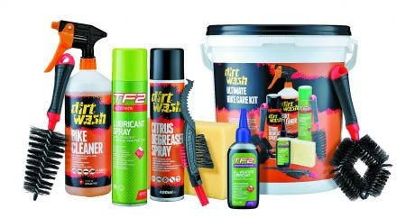Dirt Wash Cleaning Buckets - Ultimate Bike Care Kit
