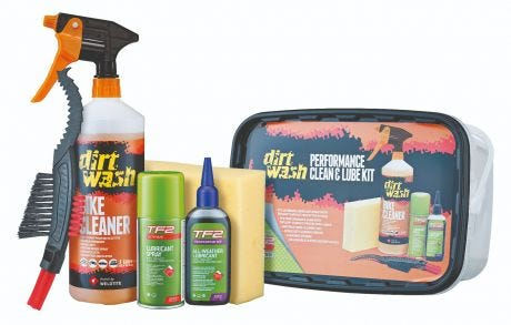 Dirt Wash Performance Cleaning and Lube Kit