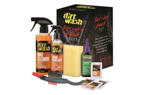 Dirt Wash Service Pack
