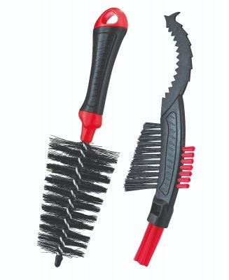 Dirtwash Double Brush Set