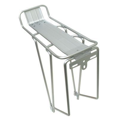 "ETC Carrier Alloy 26""-700c Adjustable Height Silver"