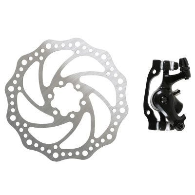 ETC Mechanical Disc Brake Set with 160mm Rotors