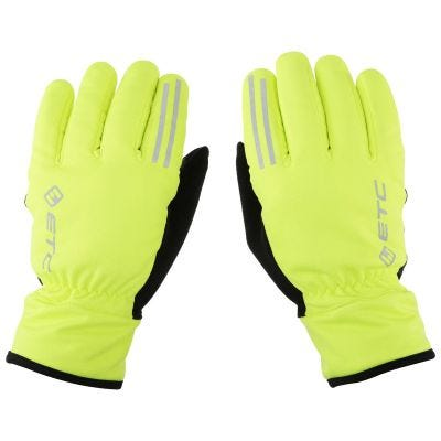 ETC Aerotex Winter Glove Yellow