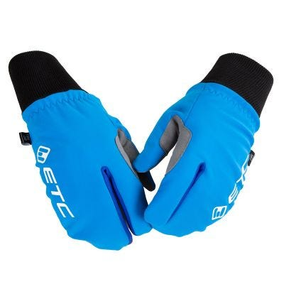 ETC Junior Winter Mittens Blue