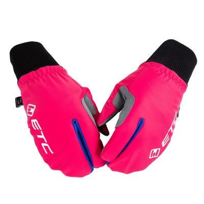 ETC Junior Winter Mittens Pink