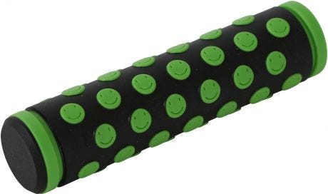 ETC Smiley Face Grips 125mm Black/Green