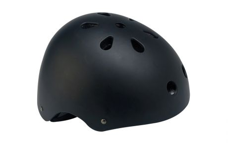 ETC BMX Helmet Black