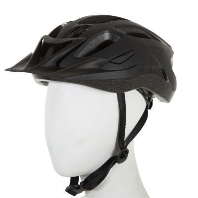 ETC L630 Adult Leisure Helmet Black 58cm-61cm