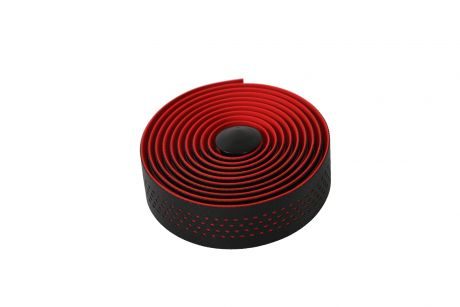ETC Shockproof Handlebar Tape Red