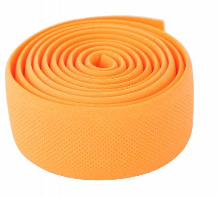 ETC Silicone Foam Handlebar Tape Orange