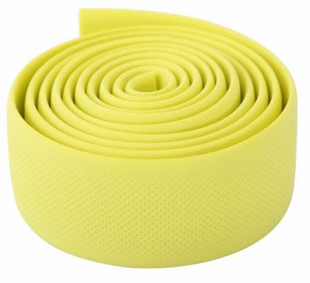 ETC Silicone Foam Handlebar Tape Yellow