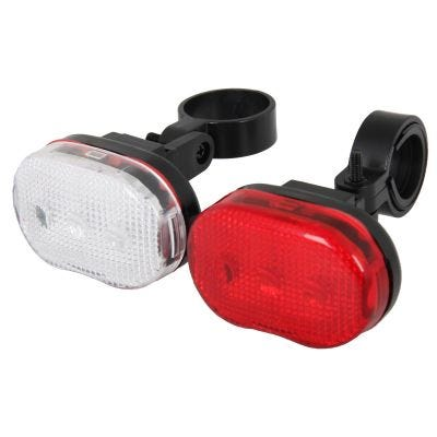 ETC White Tail Bright 3 LED Twinpack