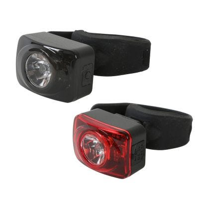 ETC FR185 F120B Front and R65 Rear Lightset