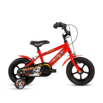 "Bumper Flash 12"" Pavement Bike Red"