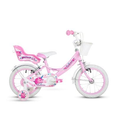 "Bumper Sparkle 12"" Pavement Bike Pink"