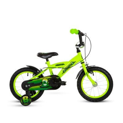 "Bumper Ooze 12"" Pavement Bike Green"