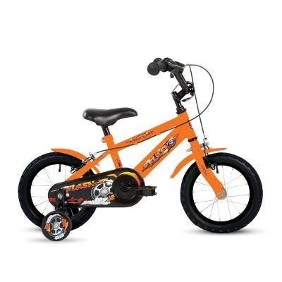 "Bumper Flash 16"" Pavement Bike Orange"