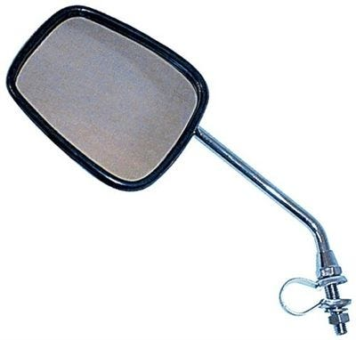 ETC Oval Mirror with Reflector