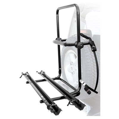 ETC 4-Wheel Drive 2 Bike Car Rack