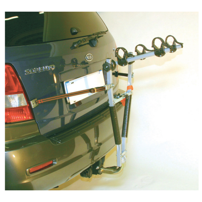 ETC 2 Bike Car Rack Silver