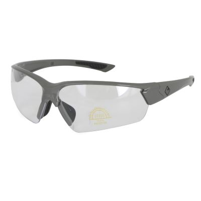 ETC Targa CLARO Eyewear Titanium with Clear Lens
