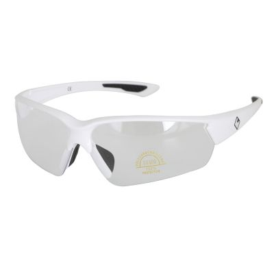ETC Targa CLARO Eyewear White with Clear Lens