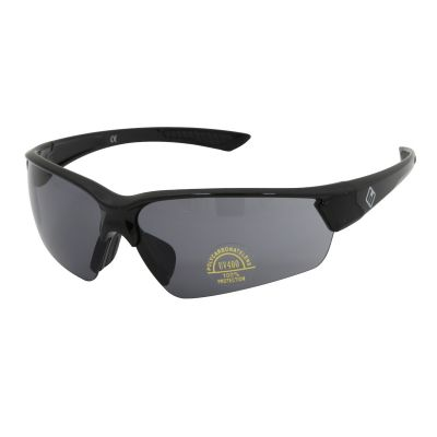 ETC Targa SOL Eyewear Black with Grey Lens