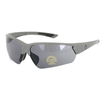 ETC Targa SOL Eyewear Titanium with Grey Lens