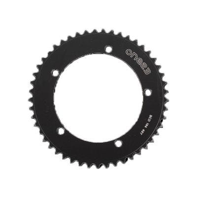ETC Chainring Alloy Track 144mm Black