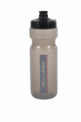 Forme Logo Bottle 650ml Transparent Black