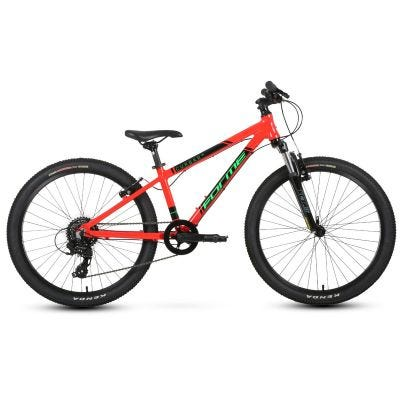 Forme Curbar 24 Mountain Bike Boys Red