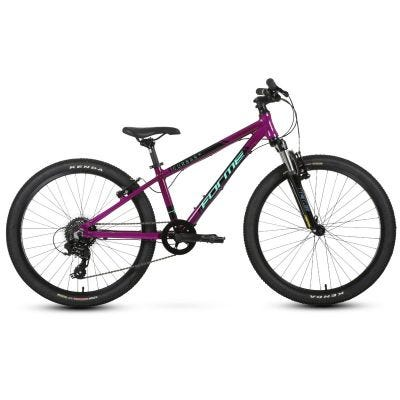 Forme Curbar 24 Junior Mountain Bike Purple