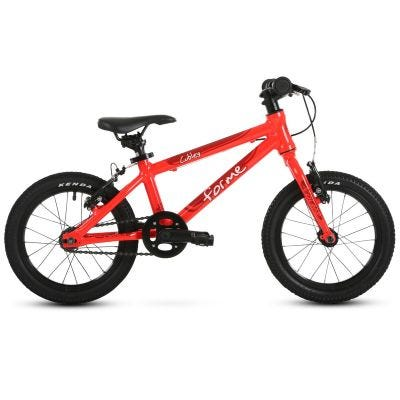 "Forme Cubley Red 14"" Junior Bike 