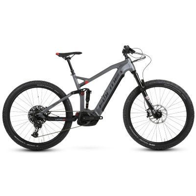 "Forme Lathkill FSE Grey/Black 27.5"" E-Bike"