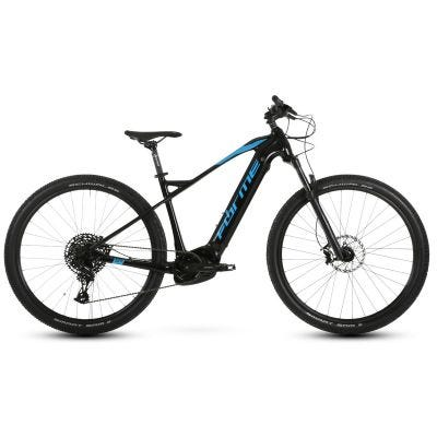 "Forme Black Rocks HTE Black/Blue 29"" E-Bike"