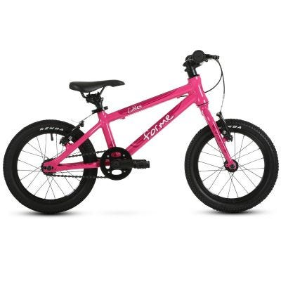 "Forme Cubley Pink 14"" Junior Bike 