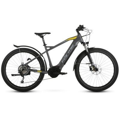 "Forme Alport HTE Urban Grey/Yellow 27.5"" E-Bike"