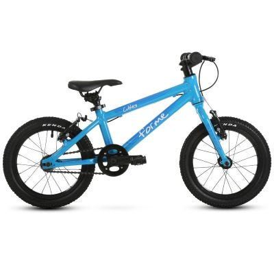 "Forme Cubley Blue 14"" Junior Bike 